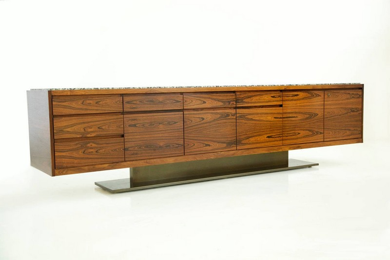 cabinet designs cabinet designs Astonishing Multi-Drawer Sideboard and Cabinet Designs For Your Home 6 Warren Platner Rosewood Credenza