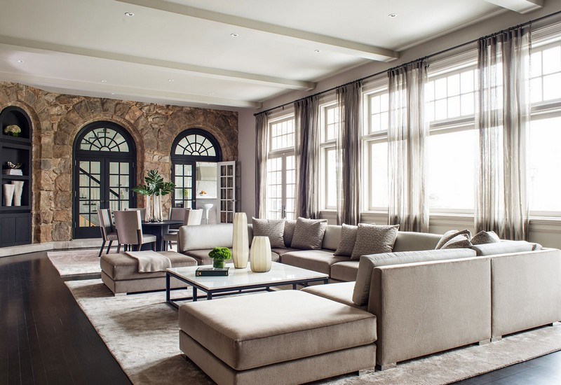 Top Interior Designer The Stunning Projects from Top Interior Designer Birgit Klein 9 East Coast Estate