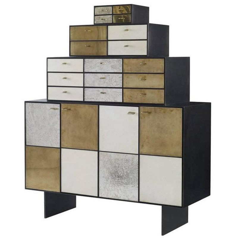 cabinet designs cabinet designs Astonishing Multi-Drawer Sideboard and Cabinet Designs For Your Home 9 Huntley Cabinet by Kelly Wearstler