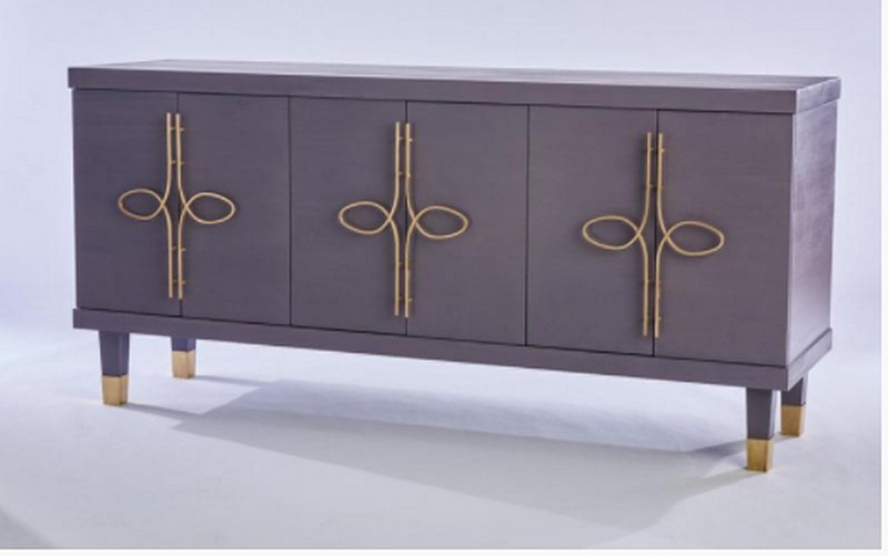 High Point Market The Best Buffets and Cabinets at High Point Market 9 Robin Baron Chloe Credenza