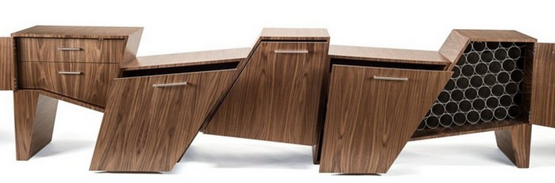 sideboard designs 50 Most Creative Sideboard Designs Coast Range Cabinet by Peter Pierobon