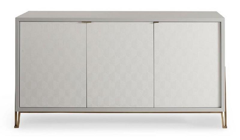 jean louis deniot The Geniality in Jean Louis Deniot's Buffets and Cabinets Designs Iron Eye Sideboard