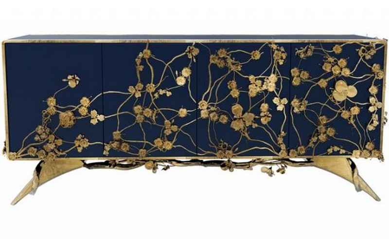sideboard designs 50 Most Creative Sideboard Designs TT2Koket SpellboundCabinet