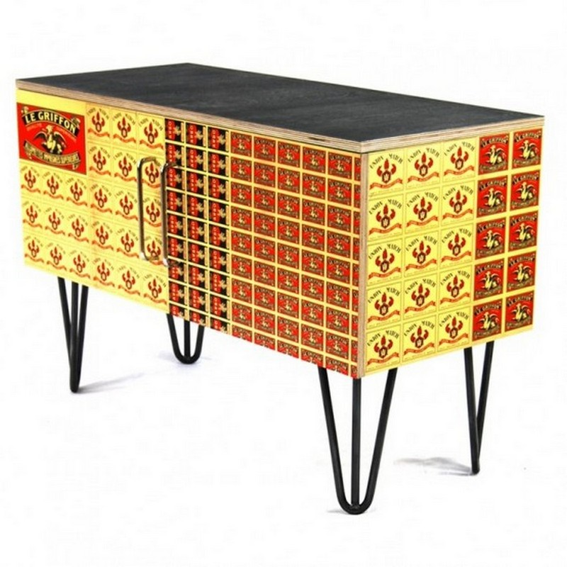 sideboard designs 50 Most Creative Sideboard Designs original and creative sideboard designs 35 554x554