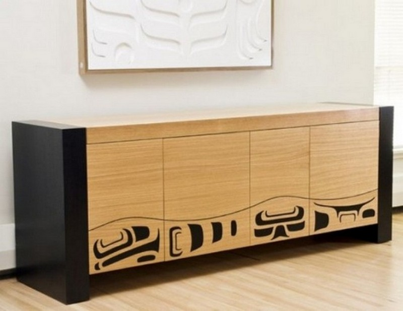 sideboard designs 50 Most Creative Sideboard Designs original and creative sideboard designs 39 554x427