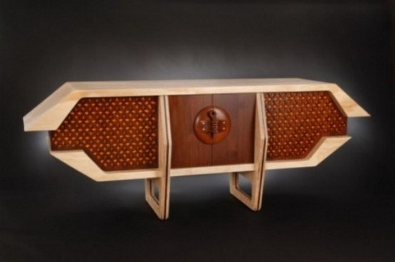 sideboard designs 50 Most Creative Sideboard Designs original and creative sideboard designs 44 554x368