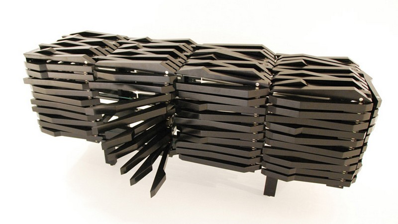 Sebastian Errazuriz The Astonishing Porcupine Cabinet by Sebastian Errazuriz porc02