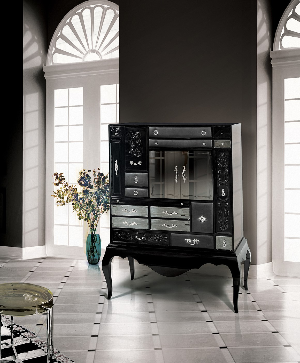 luxury cabinets luxury cabinets The Most Detailed Luxury Cabinets 1 The Most Detailed Luxury Cabinets