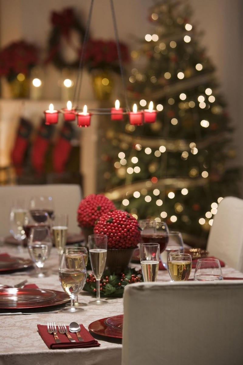 christmas decoration ideas christmas decoration ideas Christmas Decoration Ideas from Top Interior Designers 1 dining room decor