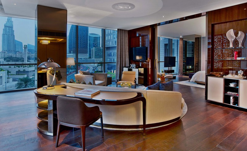 top interior designer The Best Projects by Top Interior Designer Tihany Design 10Tihany Design SFour Seasons Dubai