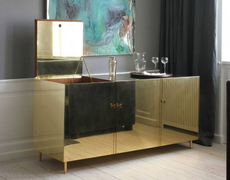 living room 13 Gorgeous Sideboards for a Modern Living Room 11 TOP Gorgeous Sideboards for a Modern Living Room