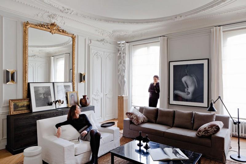 top interior designers Top Interior Designers The Amazing Interiors of Top Interior Designers Gilles &  Boissier 2 Parisian Apartment of Gilles and Boissier afflante com 0