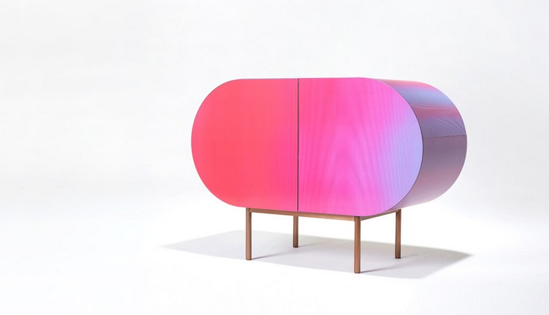 Exclusive Designs Exclusive Designs Exclusive Designs: The Color-Changing Furniture by Orijeen 2 orijeen color flow