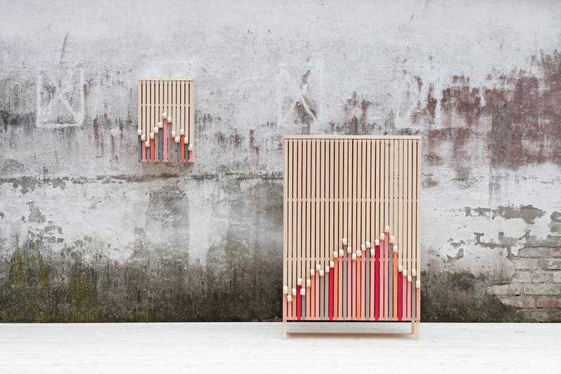 cabinet design Cabinet Design The Amazing Cabinet Design That Peels Away Over Time by Stoft 2 whittle away cabinet jenny ekdahl design dezeen 2364 col 4 1704x1136