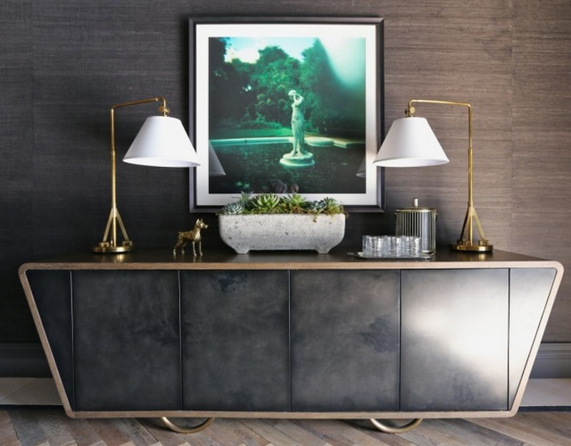 living room 13 Gorgeous Sideboards for a Modern Living Room 3 TOP 25 Gorgeous Sideboards for a Modern Living Room