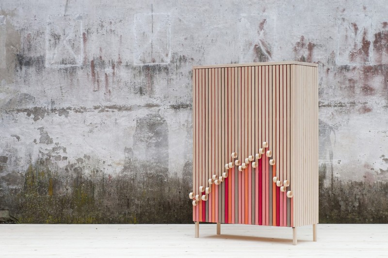 cabinet design Cabinet Design The Amazing Cabinet Design That Peels Away Over Time by Stoft 3 whittle away cabinet jenny ekdahl design dezeen 2364 col 9 1704x1136