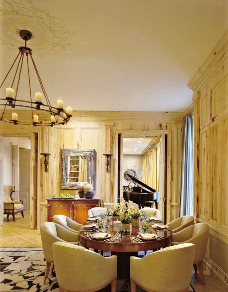 top interior designer The Amazing projects of Top Interior Designer Stephen Sills 4 Astonishing Dining Room designs by Top Interior Designer Stephen Sillsmuseum view 7 lg 1