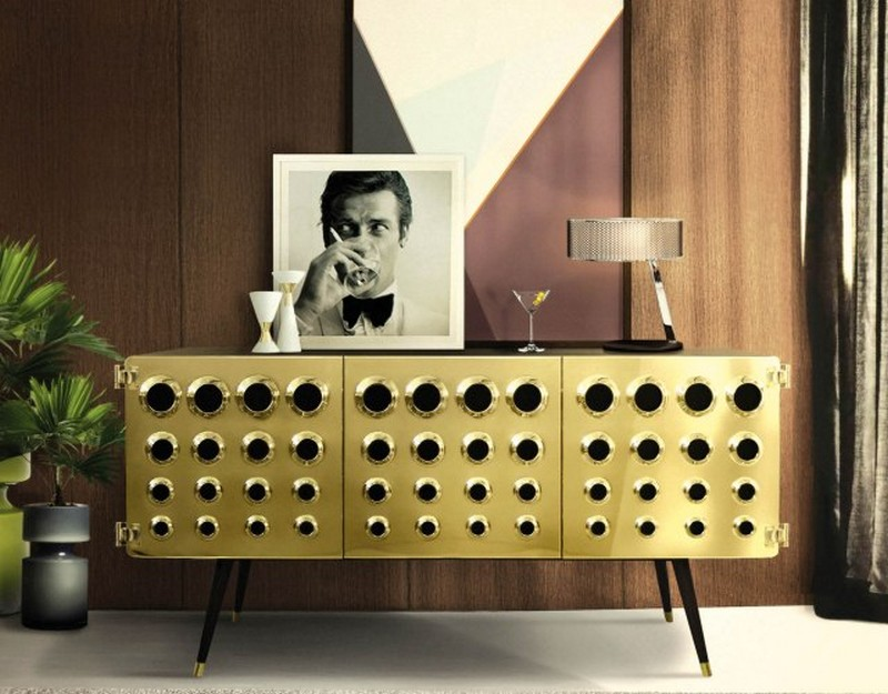 living room living room 13 Gorgeous Sideboards for a Modern Living Room 6 Gorgeous Sideboards for a Modern Living Room Monocles Essential Home