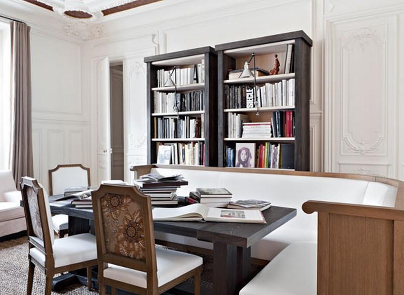 top interior designers Top Interior Designers The Amazing Interiors of Top Interior Designers Gilles &  Boissier 6 Parisian Apartment of Gilles and Boissier afflante com 0