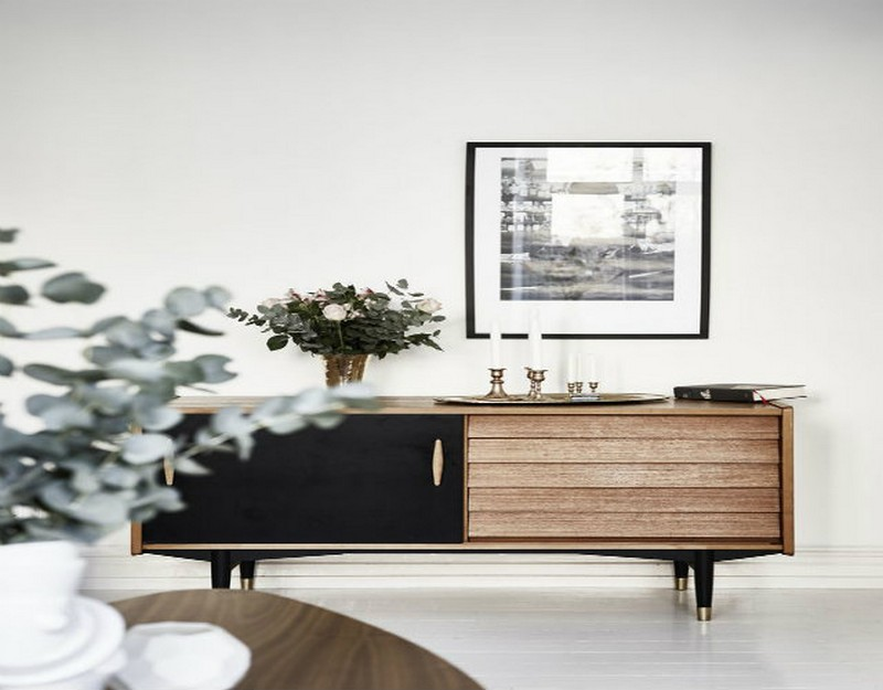 living room 13 Gorgeous Sideboards for a Modern Living Room 8 TOP Gorgeous Sideboards for a Modern Living Room
