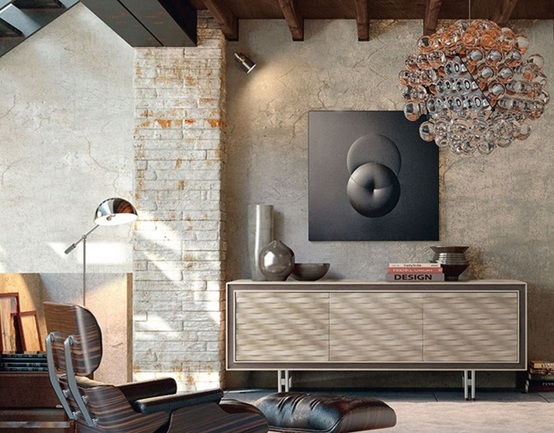 living room 13 Gorgeous Sideboards for a Modern Living Room 9 TOP 25 Gorgeous Sideboards for a Modern Living Room
