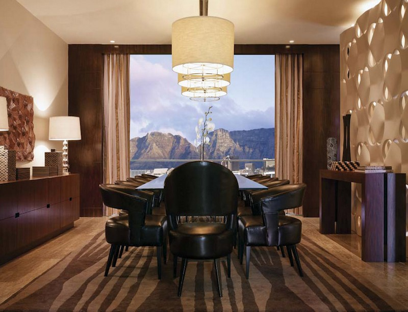 top interior designer The Best Projects by Top Interior Designer Tihany Design 9 Tihany Design One Only Cape town