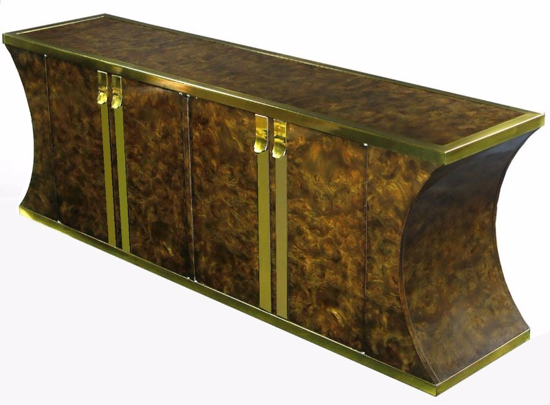 10 Exotic Design Wooden Sideboards You Need to Know wooden sideboards 10 Wooden Sideboards With A Astonishing Front Design Amboyna Burl