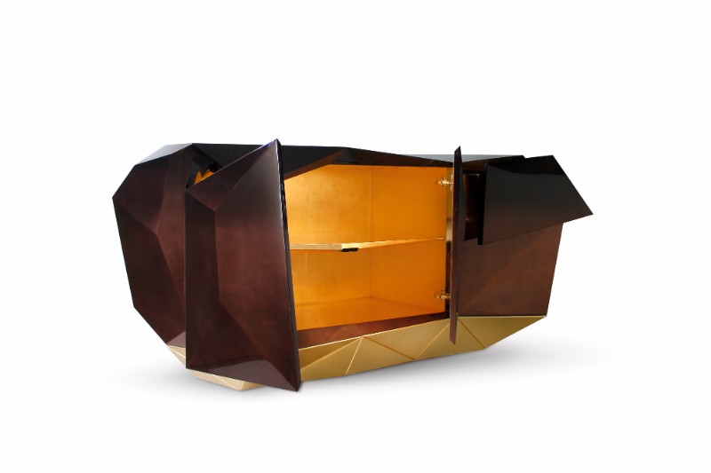wooden sideboards 10 Wooden Sideboards With A Astonishing Front Design Diamond Chocolate