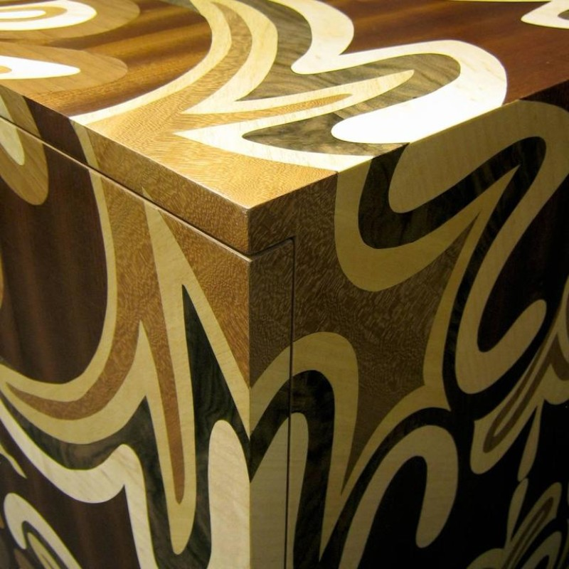 wooden sideboards 10 Wooden Sideboards With A Astonishing Front Design FRAMMI