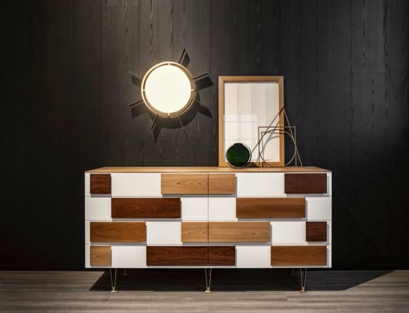 wooden sideboards 10 Wooden Sideboards With A Astonishing Front Design Molteni Gio POnti