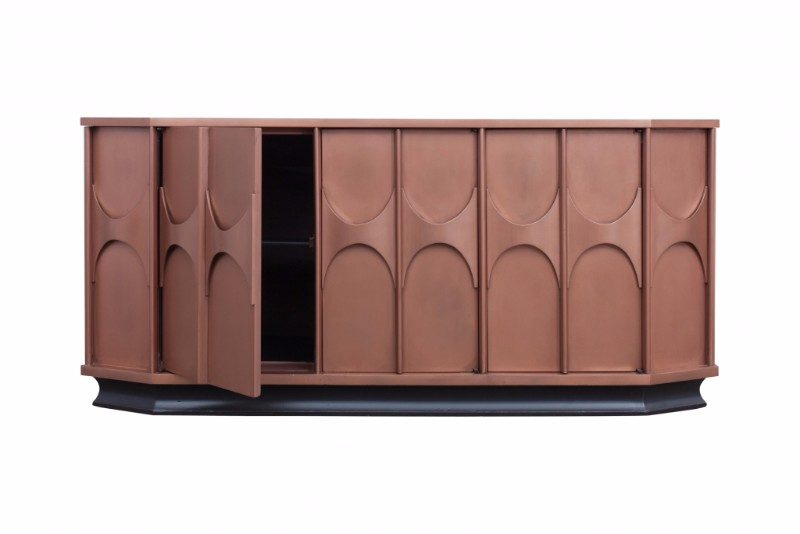 wooden sideboards 10 Wooden Sideboards With A Astonishing Front Design brutalist