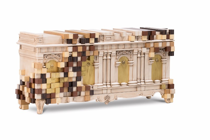 wooden sideboards 10 Exotic Wooden Sideboards You Need To Know piccadilly