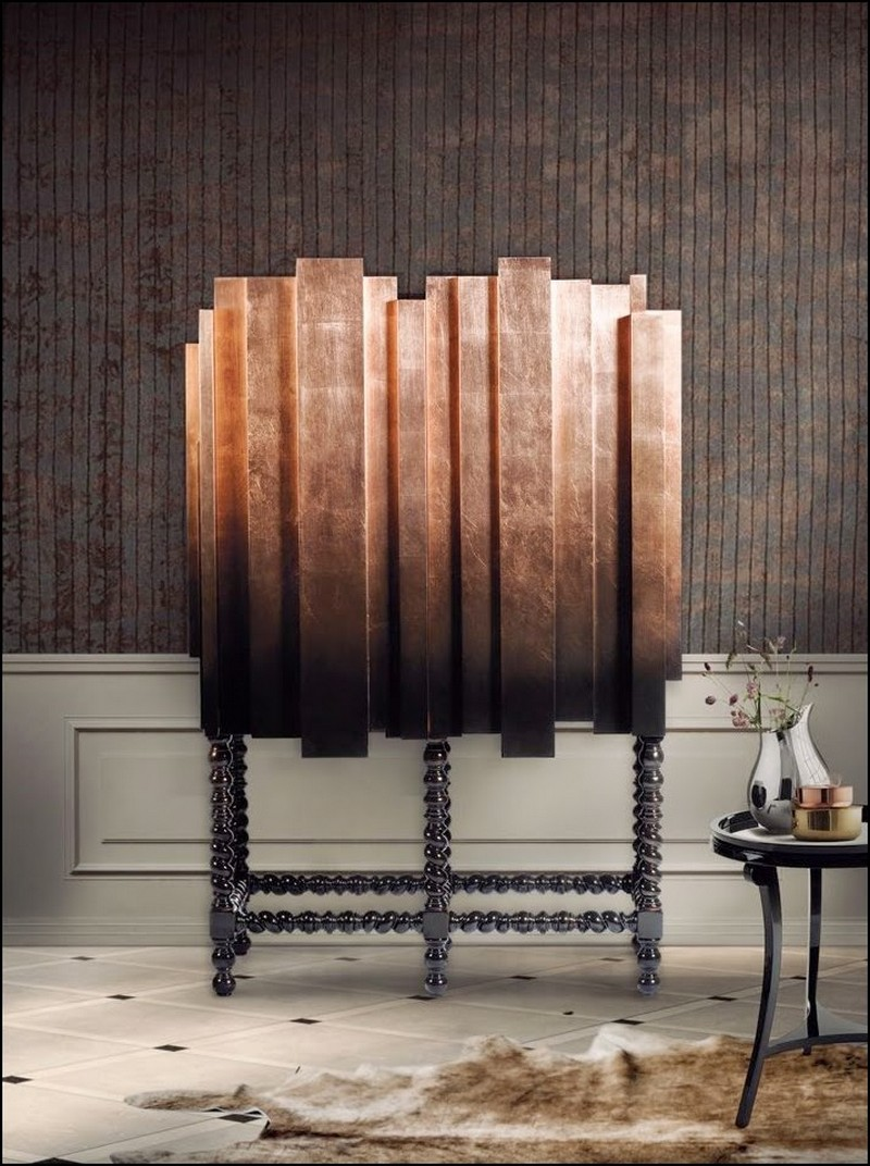 cabinet designs design magazine Legacy – The New Design Magazine by Boca do Lobo 1 6 cabinets that will give your home decor a touch of luxury