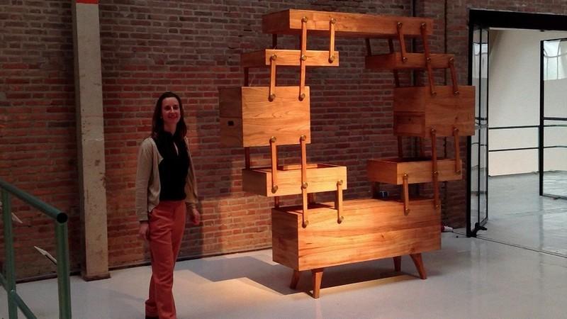 cabinet design Cabinet Design The Amazing Sewing Box Cabinet Design by Kiki Van Eijk 1 sewing box