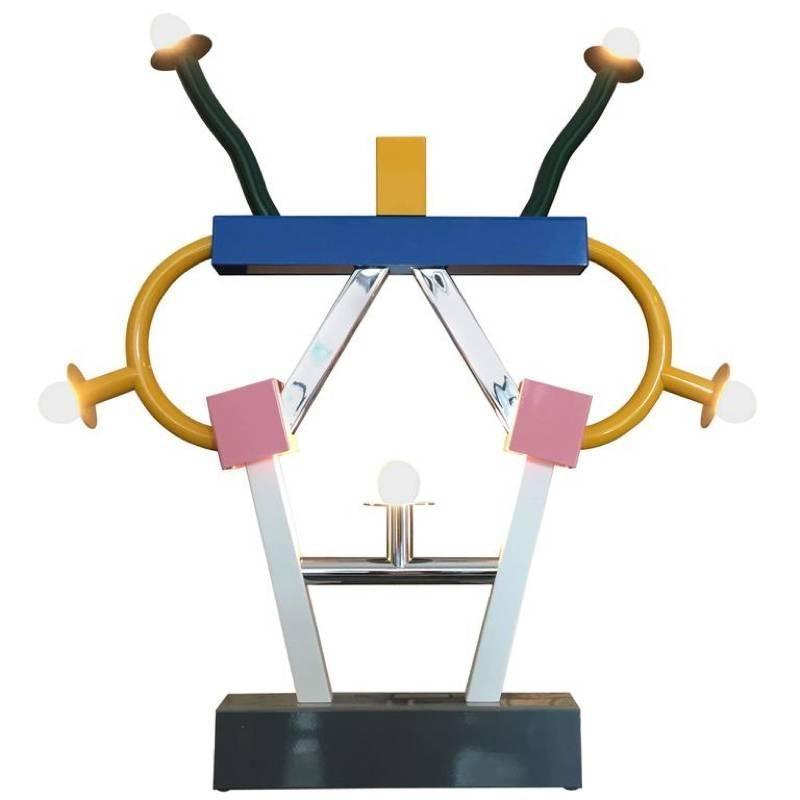 Ettore Sottsass ettore sottsass The Amazing Postmodern Design on Ettore Sottsass' Sideboards 10 Ashoka Ettore Sottsass dezeen 468 11