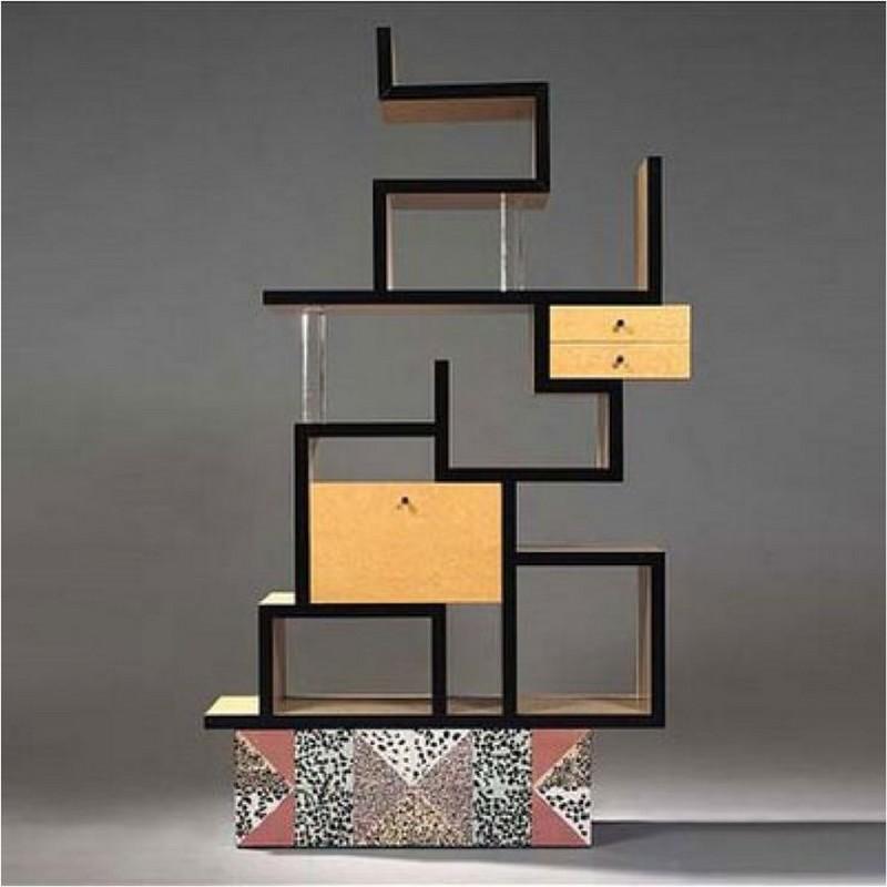 Ettore Sottsass ettore sottsass The Amazing Postmodern Design on Ettore Sottsass' Sideboards 7 Max Ettore Sottsass dezeen 468 7