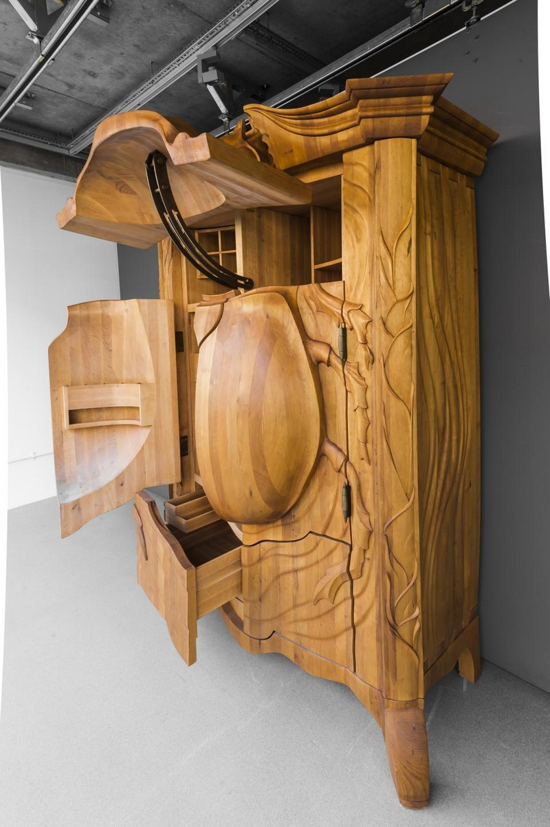 Best Furniture Designs Best Furniture Designs: The Original Beetle Cabinet by Janis Straupe 7 The Beetle by Janis Straupe5  880