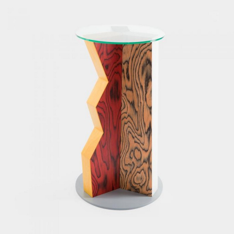 Ettore Sottsass ettore sottsass The Amazing Postmodern Design on Ettore Sottsass' Sideboards 8 Ivory Ettore Sottsass dezeen 468 6