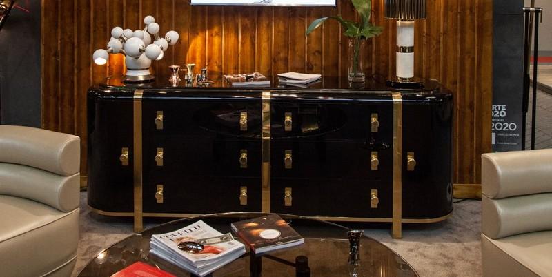maison et objet maison et objet The Best Buffets And Cabinets Exhibitors On Maison Et Objet Kahn Sideboard from Essential Home