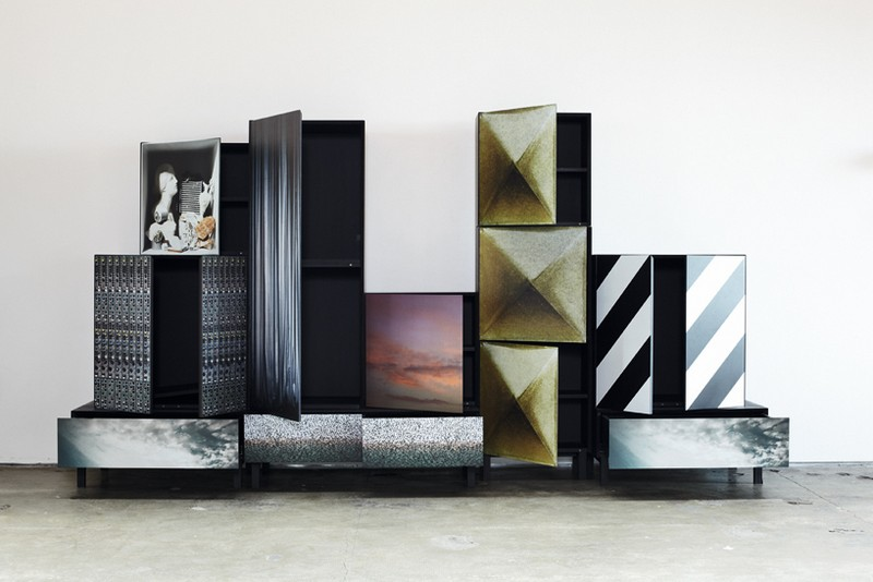 Best Furniture Designs Best Furniture Designs: Diesel's Mindstream Cabinet 05 diesel furniture mindstream