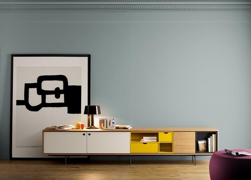 Maison et objet maison et objet Best Buffets and Cabinets Exhibitors at Maison Et Objet 2 Treku Aura Collection Sal n Comedor Muebles de TV TREKU 14 AURA 02