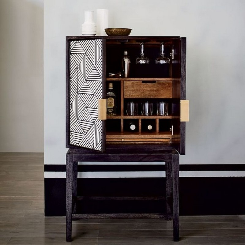 cabinet designs cabinet designs Amazing Bar Cabinet designs For Your Entertainment 4 bar cabinet