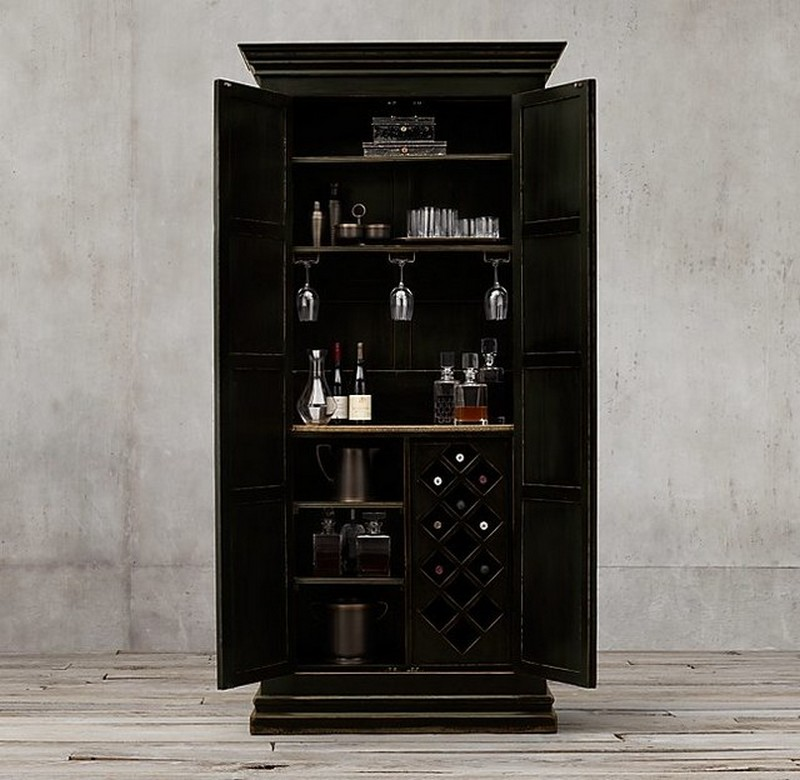 cabinet designs Amazing Bar Cabinet designs For Your Entertainment 8  bar cabinet 08