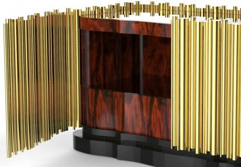 Maison et objet Maison Et Objet Boca do Lobo's Sideboards Ready for Maison Et Objet 9 Symphony sideboard boca do lobo
