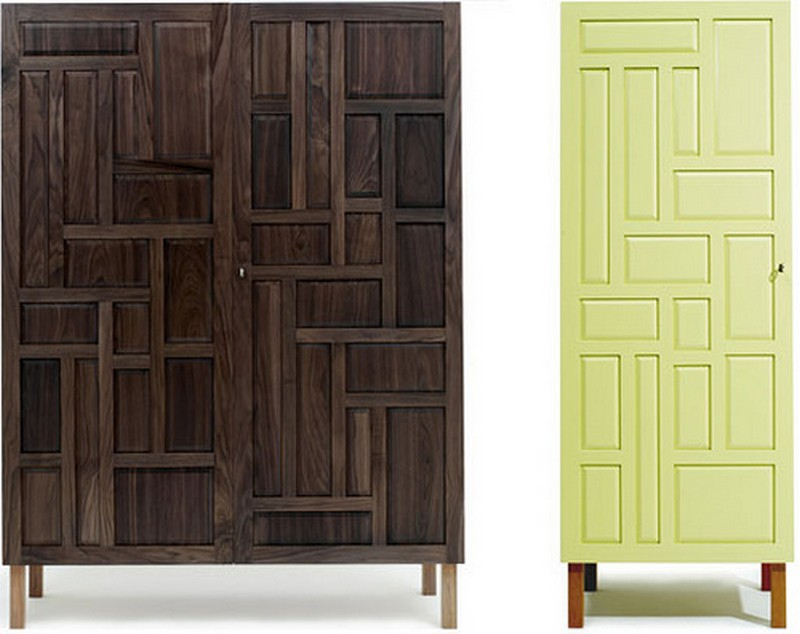 Cabinet Design The Cabinet Design Collection by Pinch Armoire Collection by Pinch 9