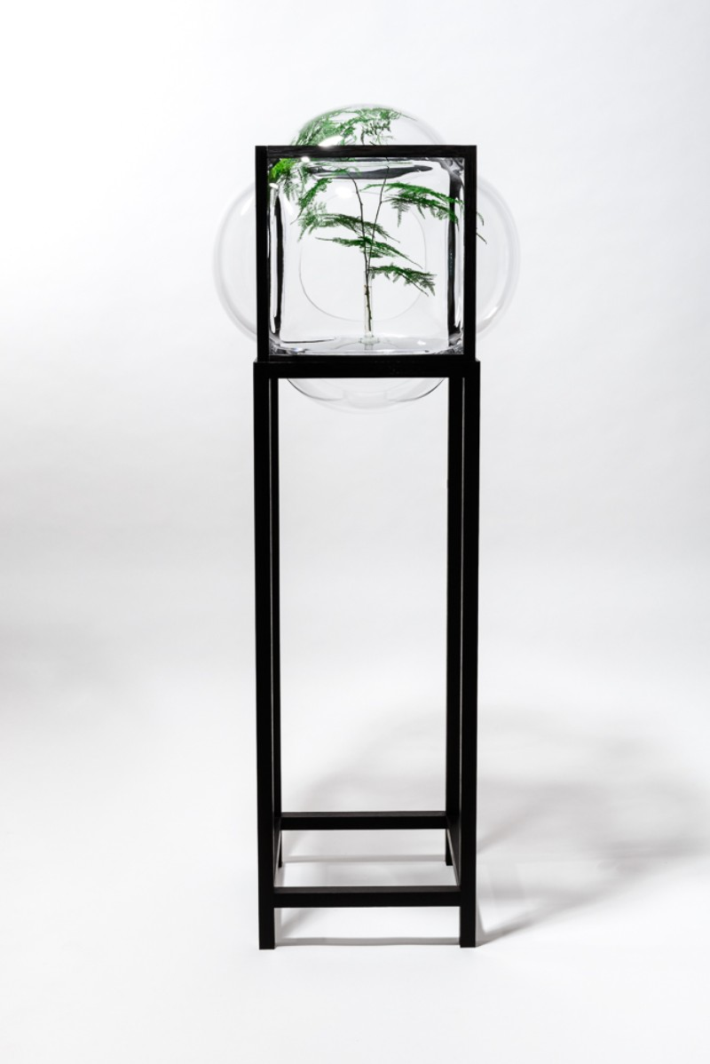 cabinets Cabinets With Glass Blown by Studio Thier & van Daalen Cabinet Design With Glass Blown by Studio ThiervanDaalen