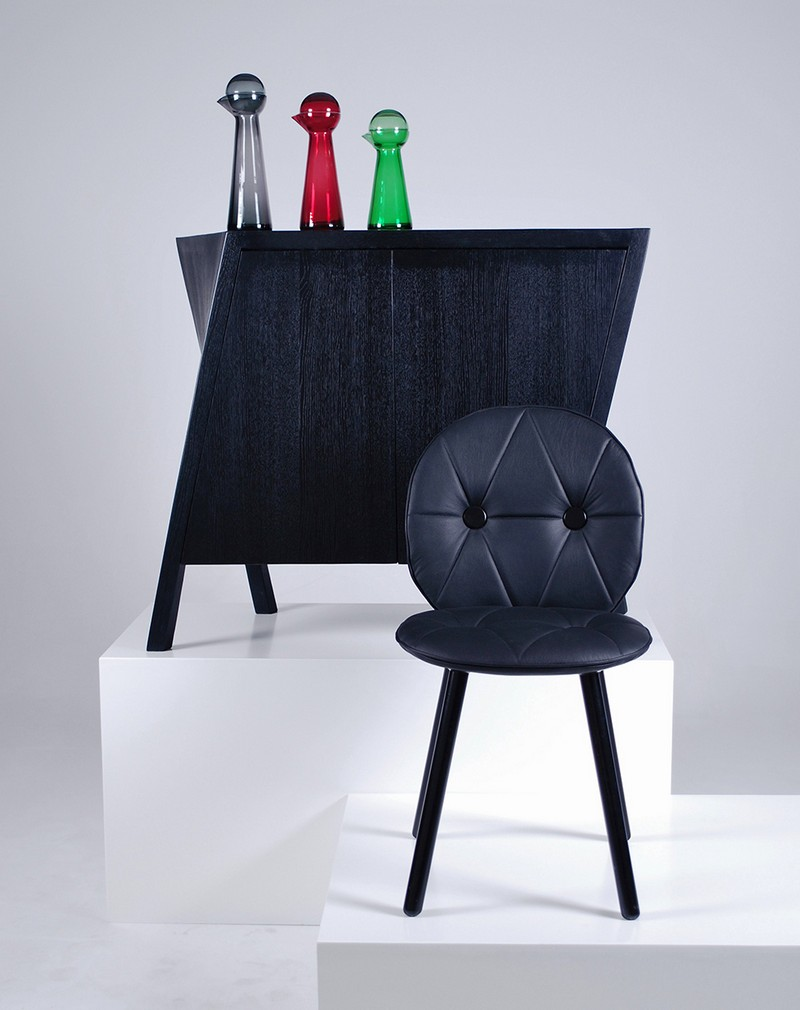 cabinet design Cabinet Design The Walking Cabinet Design by Markus Johansson Design Studio 1 Walking Cabinet black