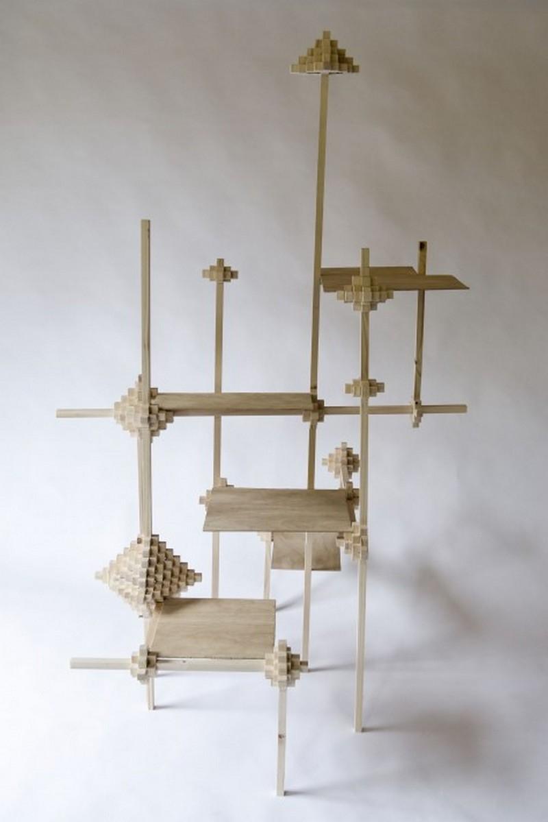 cabinet designs Unique Cabinet Designs: Pixel Cabinet by Pascal Smelik 10 Pascal Smelik Pixel Cabinet 10