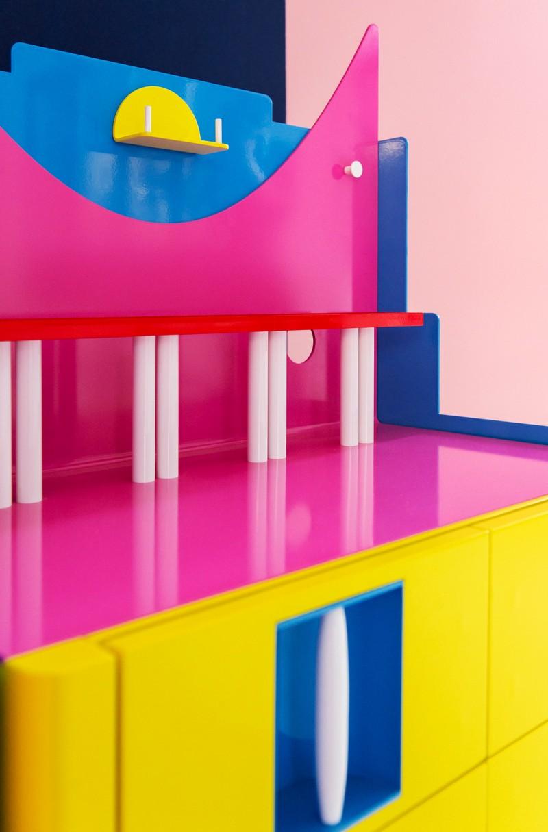 Cabinet Designs Cartoon-Inspired Cabinet Designs by Adam Nathaniel Furman 11 nakano twins adam nathaniel furman furniture design