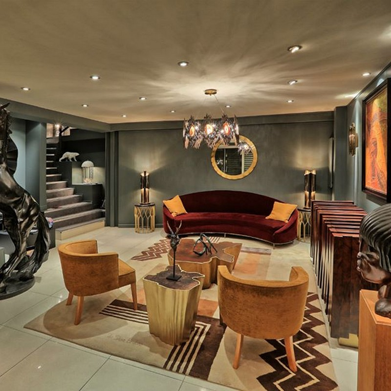 showroom Covet Paris: Discover the Best Sideboards on the New Parisian Showroom 12 Nazca